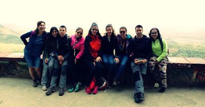 Turismo, aventura y solidaridad se unieron en el viaje de Belén a Kenia