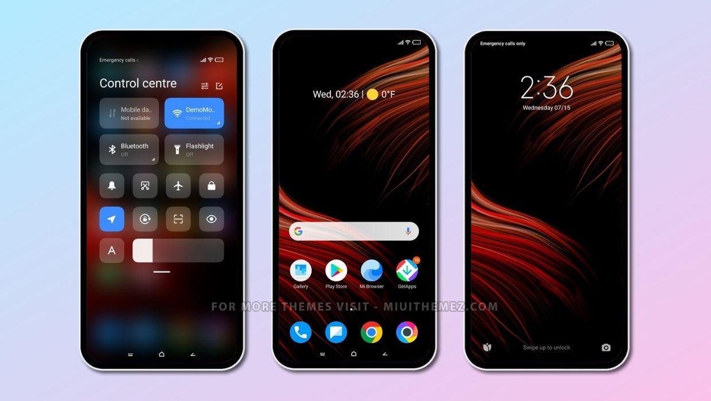 [HERUNTERLADEN] :  POCO UI MIUI Theme    Holen Sie sich Poco Phone Experience auf MIUI 11- und MIUI 12-Geräten