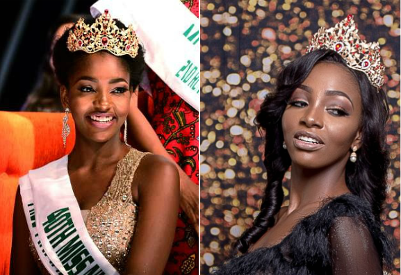 Rapists should be jailed for life-Miss Nigeria