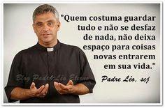 PENSAMENTOS DE PADRE LEO
