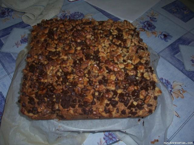 Torta de Copos de Avena