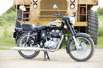 Royal Enfield Bullet 500 Hd Photo gallery
