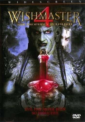 Wishmaster 4 2002 Dual Audio Hindi 480p DVDRip 400mb