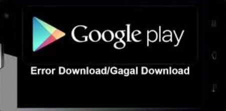 Cara Mengatasi Download Error Di Google Play Store