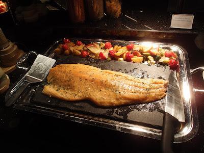 慢烤挪威鲑鱼