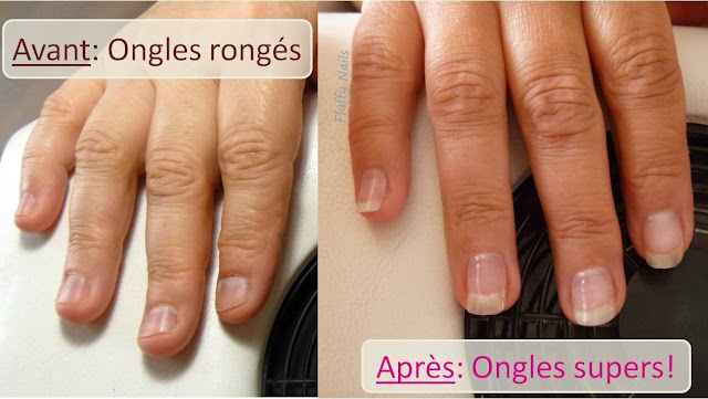fluffy nails comment arr ter de se ronger les ongles gr ce aux faux ongles en gel. Black Bedroom Furniture Sets. Home Design Ideas