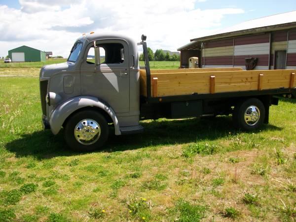 1960 chevy 2 ton coe truck