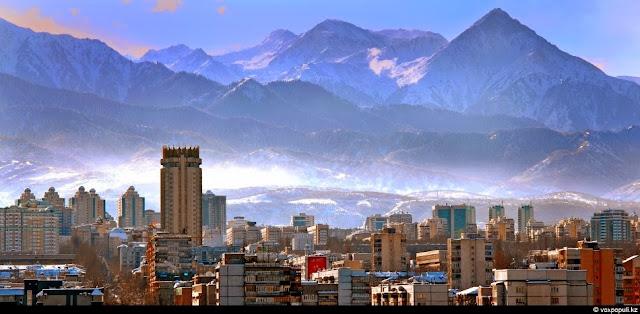 Almata, Kazakistan