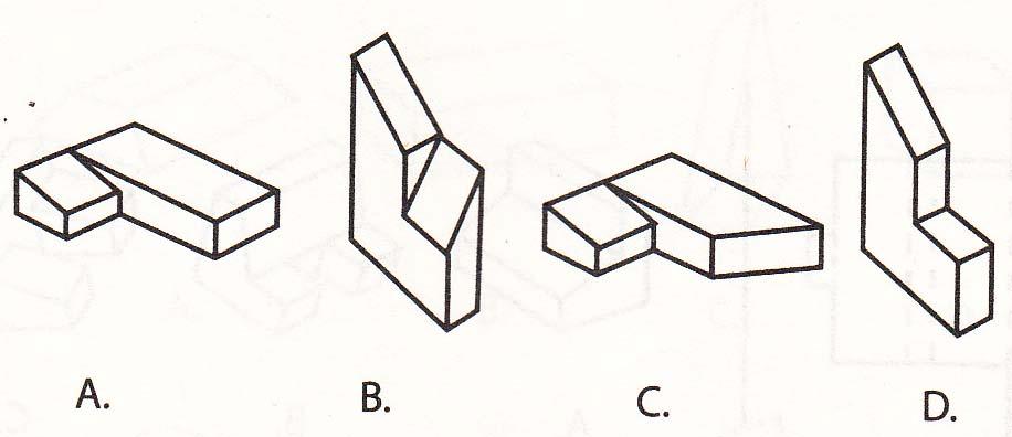 Contoh Soal TPA Jaring-Jaring Bangun Ruang Bagian Pertama ...