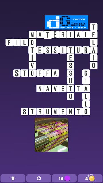 Soluzioni One Clue Crossword livello 11 schemi 12 (Cruciverba illustrato)  | Parole e foto
