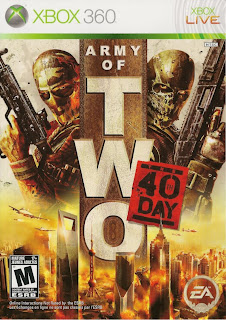 Army of Two: The 40th day (Xbox 360) 2010