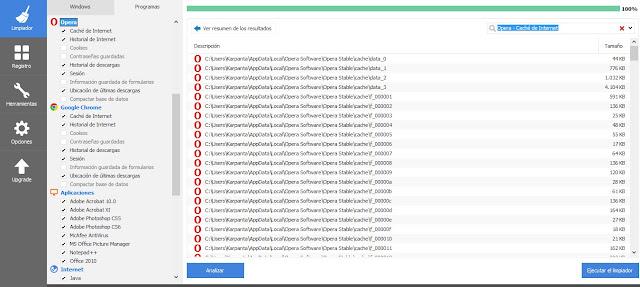 Los archivos almancendos en caché del navegador deben ser limpiados ocasionalmente pero no demasiado