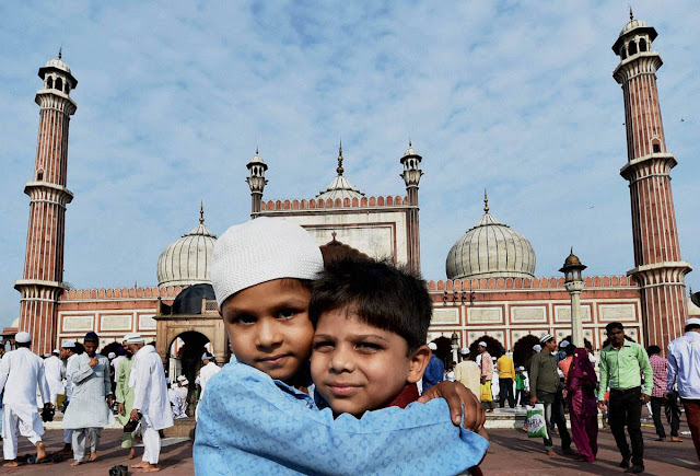 Eid Ul Fitr Mubarakbad
