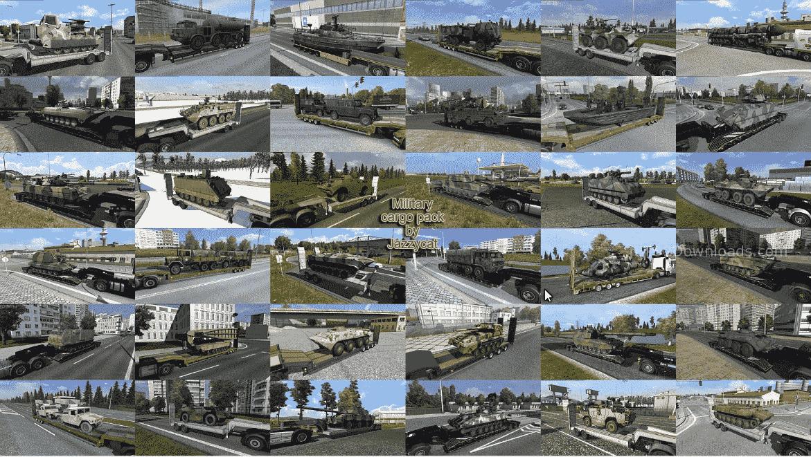ETS 2, Truck Simulator