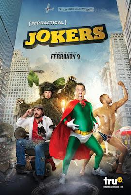 Impractical Jokers Poster