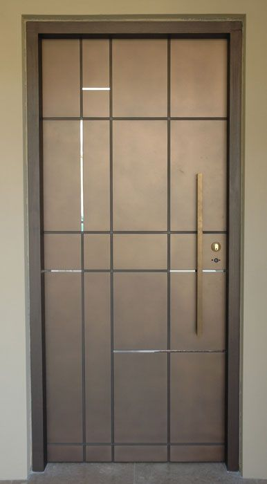 20 Best Modern Door Designs From Wood: 20 Contemporary Luxurious Designs For Interior Wooden