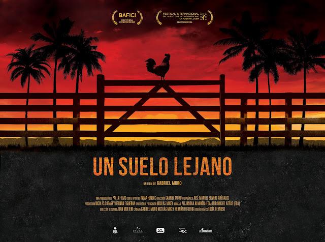 Un Suelo Lejano (Gabriel Muro) Documental Estreno