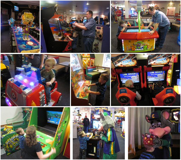 Chuckecheeseparty Birthday Party Ideas Seattle