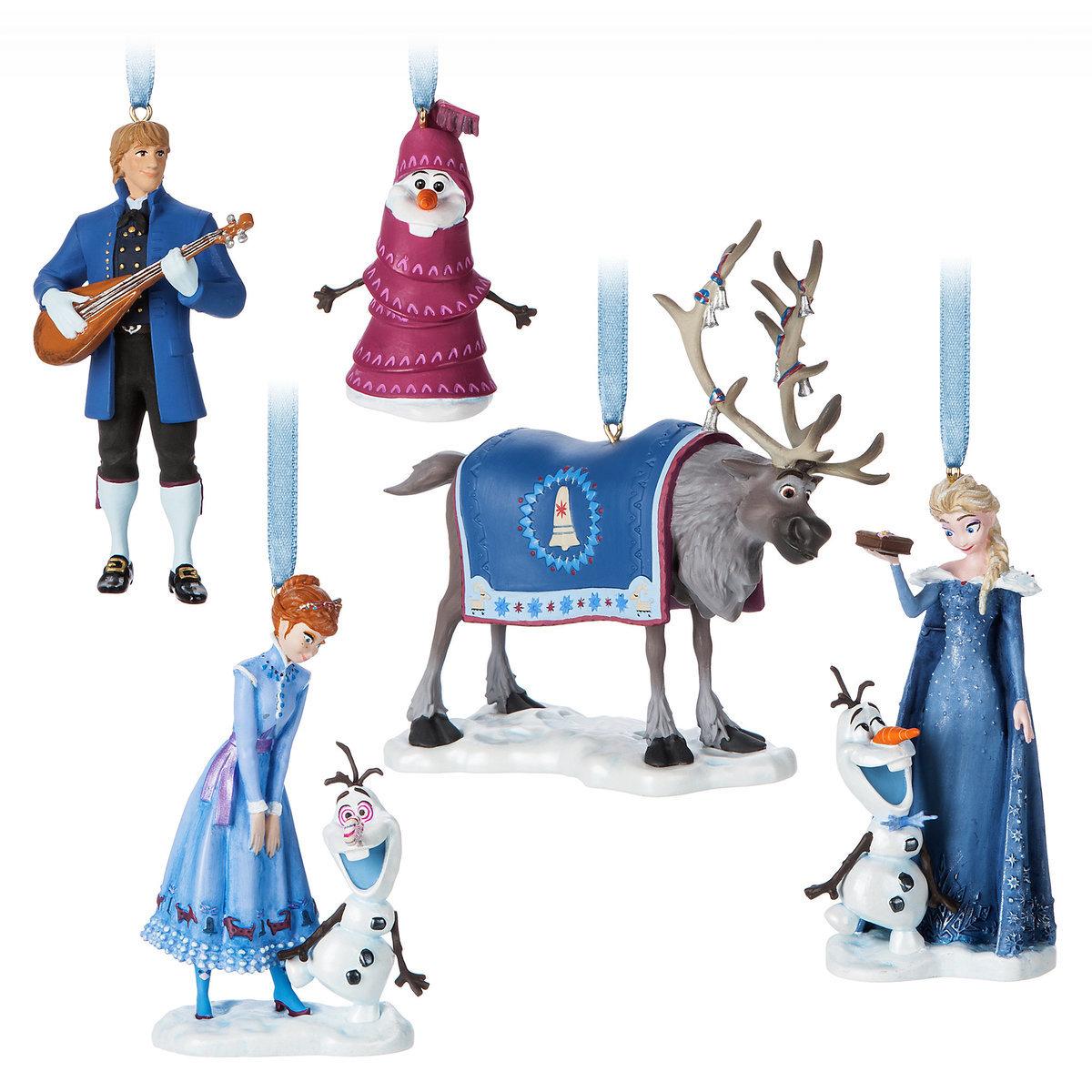 Satchel: Disney Olaf\'s Frozen Adventure Sketchbook Christmas Tree ...