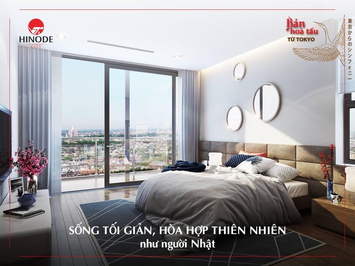 Hình ảnh căn hộ Hinode City 201 Minh Khai