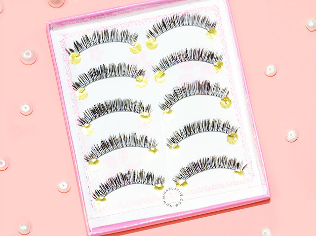 Born Pretty Store Handmade False Eyelash review