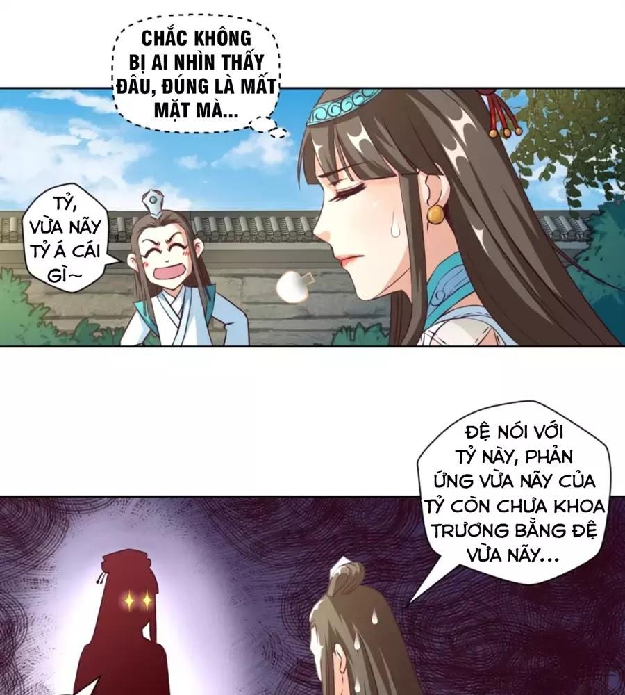 Chiếm Cái Đỉnh Núi Làm Đại Vương chap 16 - Trang 20