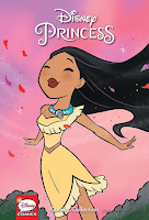 Disney Princess Comics Collection Target Exclusive Products Pocahontas 001