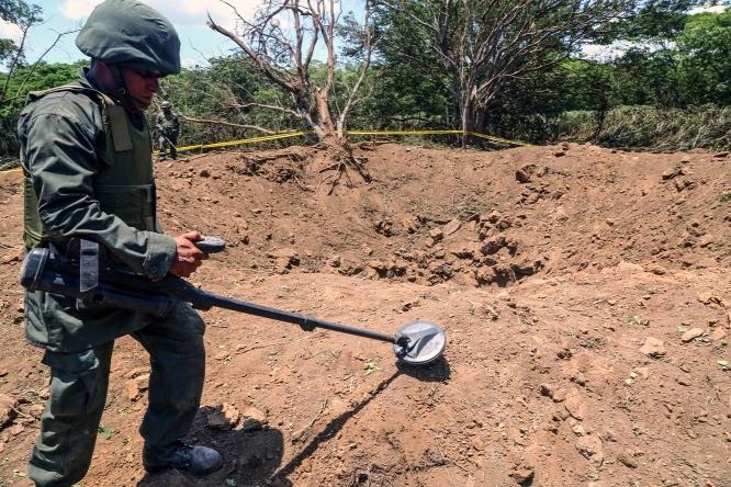 Egyre nagyobb rejtély a nicaraguai kráter