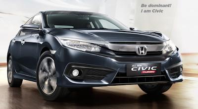 Harga Honda Civic