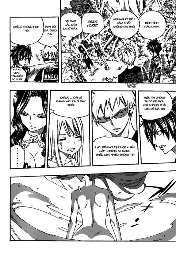 Fairy Tail chap 213 trang 3