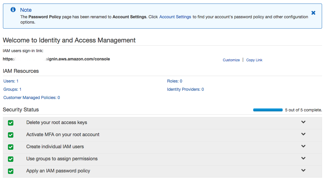 CloudTrial: Securing your AWS Account with MFA