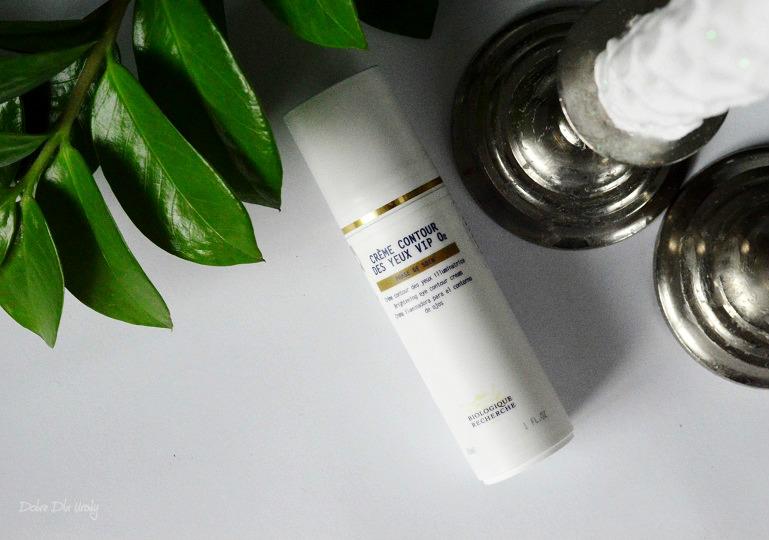 Biologique Recherche Crème Contour des Yeux VIP O2 Dotleniający Krem Anti-Aging pod Oczy Topestetic recenzja