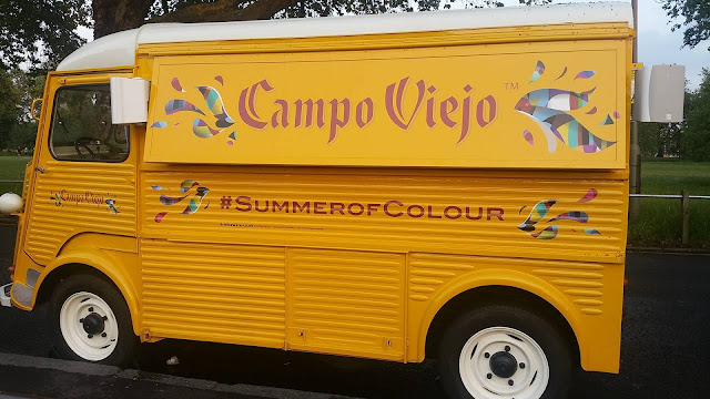 Campo Viejo Summer of Colour