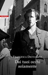 copertina dai tuoi occhi solamente di Francesca Diotallevi