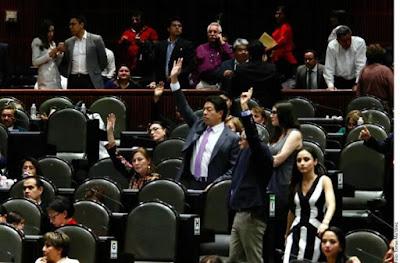 Diputados aprueban Guardia Nacional con solo 1 voto en contra