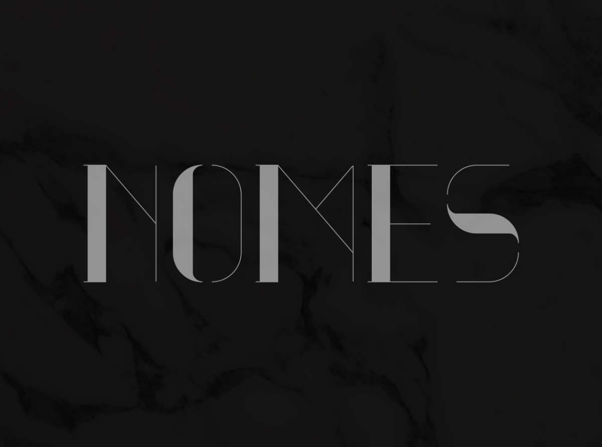 Download Font Terbaru 2016 - Nomes Typeface