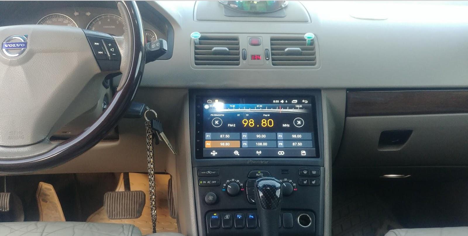 2000 Chevy Silverado Double Din