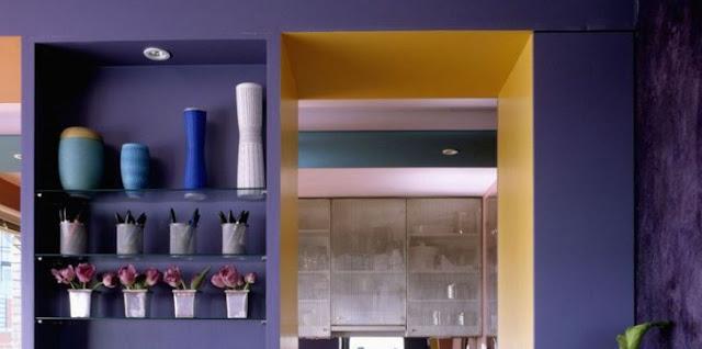 5 Tren Warna Dapur Bagus untuk di Aplikasi