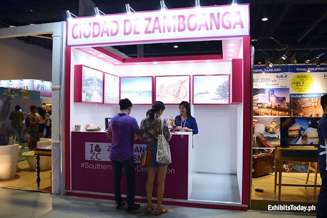 Ciudad de Zamboanga Exhibit Booth