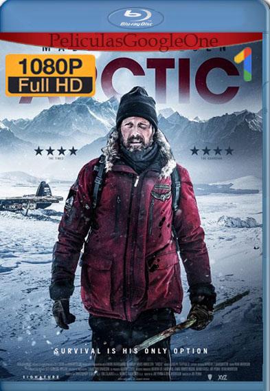 Ártico (2018) BRRip 1080p Latino-Castellano Luiyi21