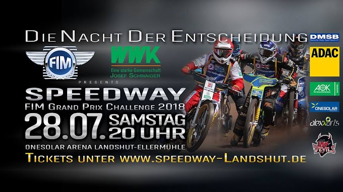 Landshut GP Challenge - full race video