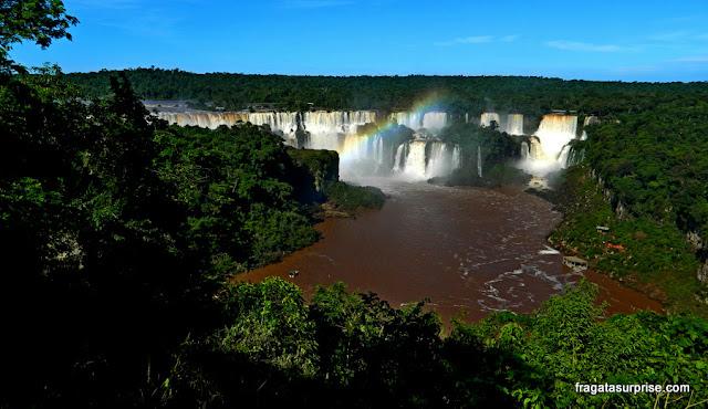 Férias de julho Brasil - Foz do Iguaçu