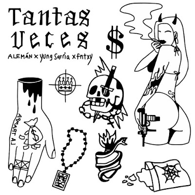 Single: Alemán feat. Yung Sarria & Fntxy - Tantas Veces [2017]