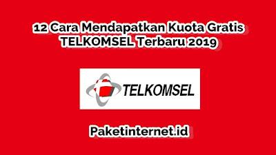 Kuota Gratis Telkomsel