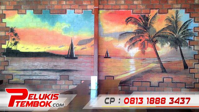Gambar Lukisan Ruang Tamu, Contoh Lukisan Ruang Tamu, Gambar Lukisan Dinding Ruang Tamu, Contoh Lukisan Di Ruang Tamu