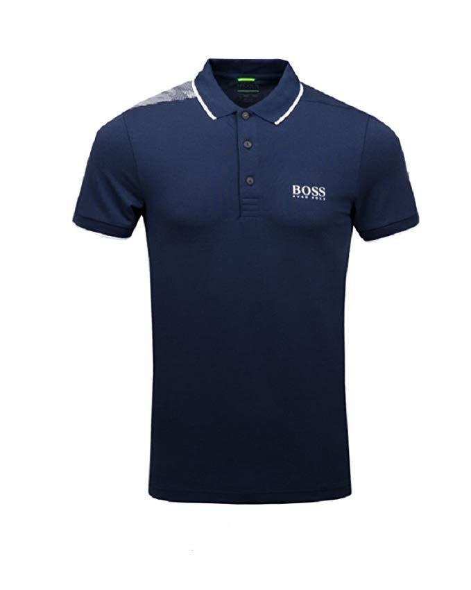 Hugo Boss Paule Pro Navy//Baby Blue Size