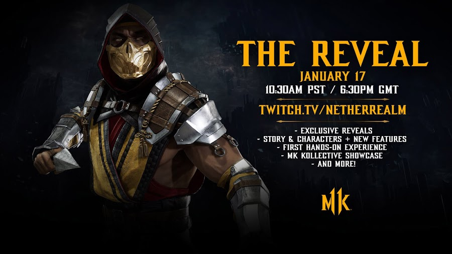 mortal kombat 11 netherrealm community event mk11 scorpion