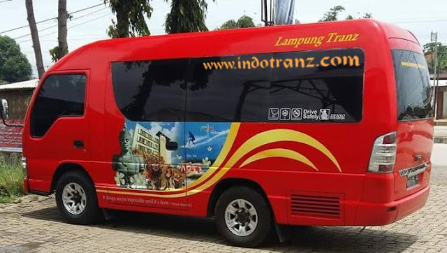 Travel Jakarta Lampung Tranz
