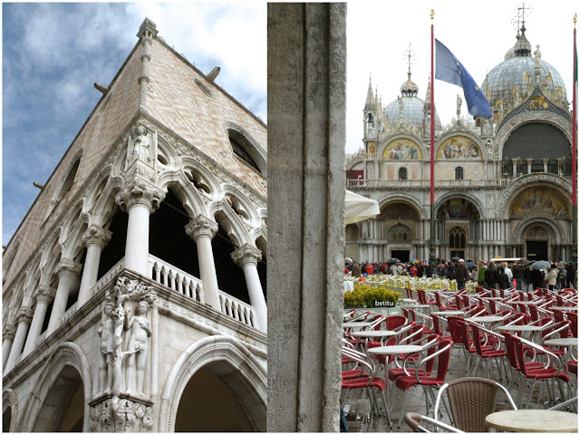 Palazzo Ducale & San Marco by betitu