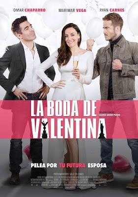 La Boda De Valentina 2018 DVD R1 NTSC Latino